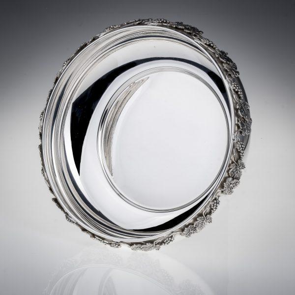 Ciotola decorata campagnolo in argento 800