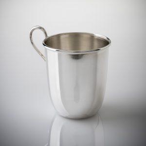 Bicchiere da bambino in argento 925