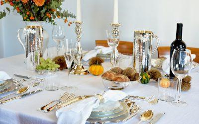 Idee per la tua tavola d'autunno